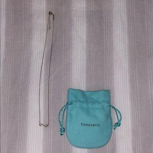 Tiffany & Co. Infinity Necklace